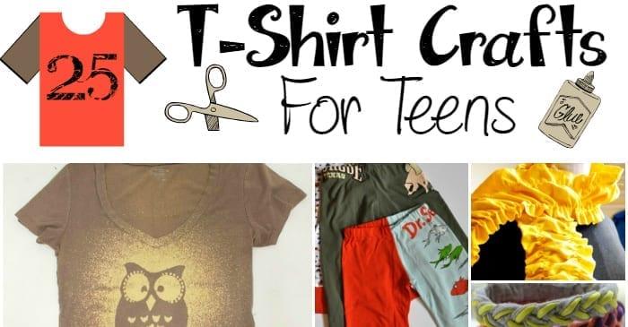 tshirt crafts