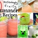30 Refreshingly Fruity Summer Drink Recipes