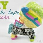 Make a Washi Tape Unicorn