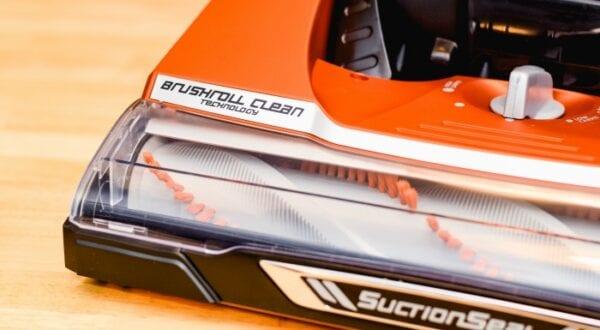 brushroll clean technology suction seal