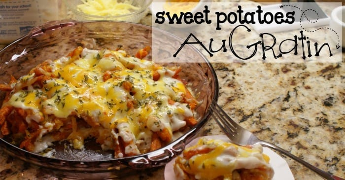 cheesy potato recipe fb
