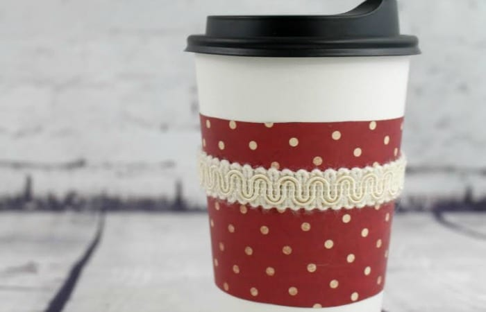 diy coffee cup crafts