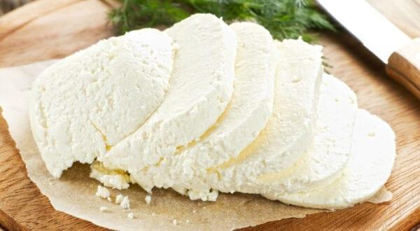 homemade whole milk cheese