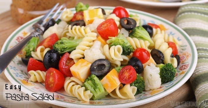 Easy pasta salad forumfinder Images