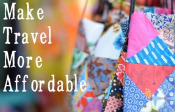 make travel more affordable
