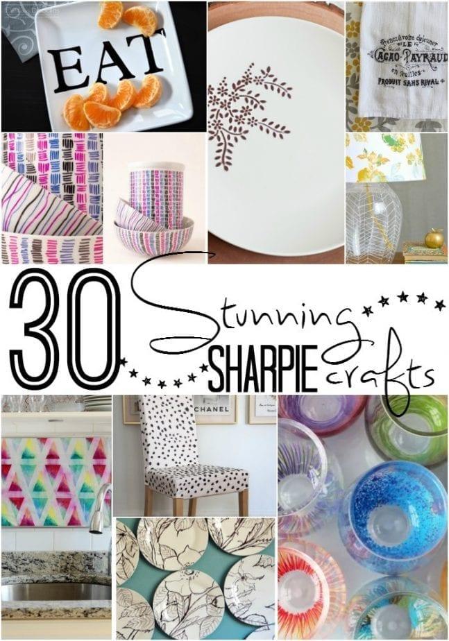 stunning sharpie crafts