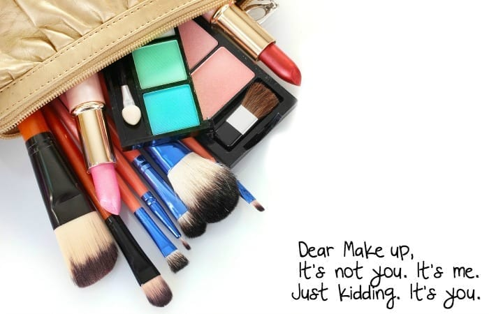 Break Up With your Makeup!