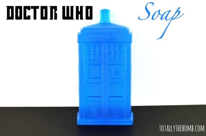 Doctor Who Soap Featured