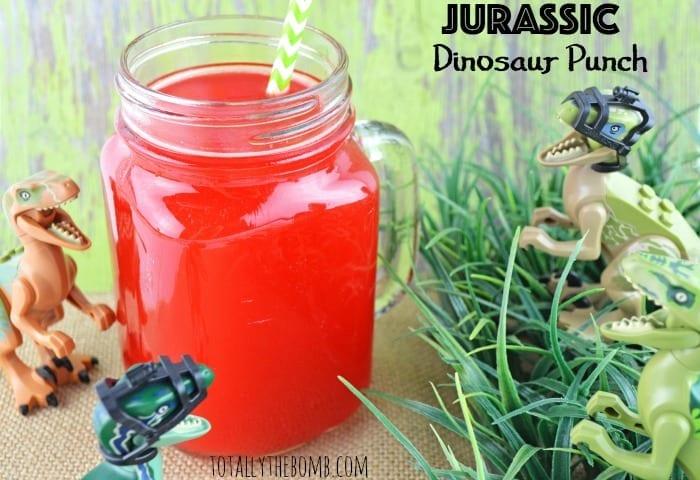 jurassic dinosaur punch featured