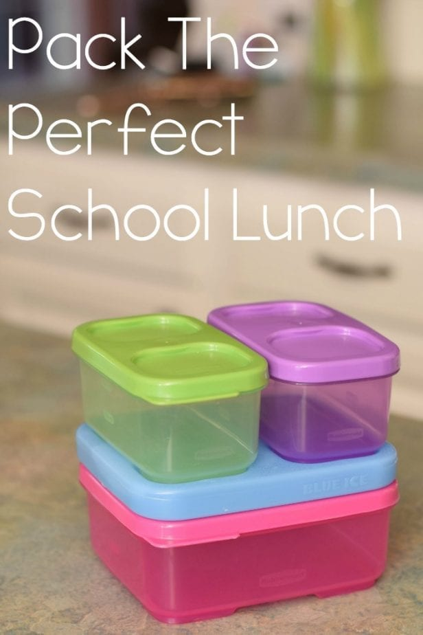 pack the perfect school lunch
