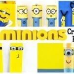 25 Mischievous Minion Crafts and Recipes