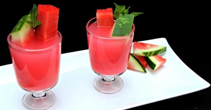 drunkin watermelon cocktail