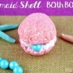 Mermaid Shell Bath Bombs
