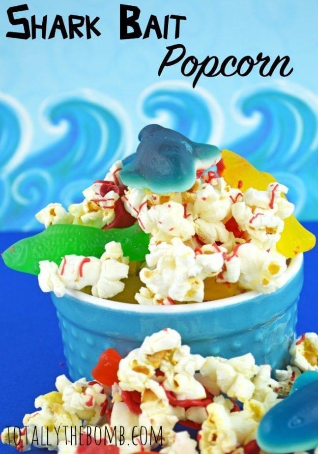 Shark Bait Popcorn
