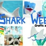 25 Jawsome Shark Week Crafts and Recipes