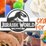 jurassic world crafts