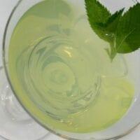 Limoncello Summer Martini