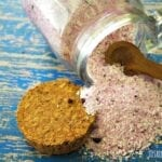 Make Your Own Night Time Bath Salts