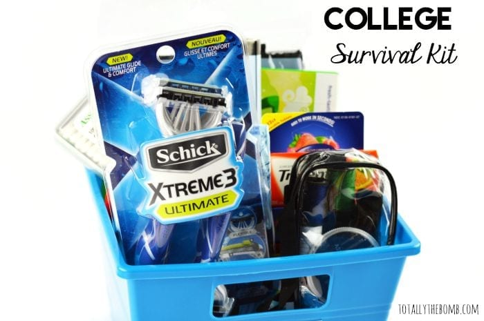 Make Your Own College Survival Kit A Free Printable
