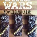 Star Wars Wookiee Granola Bars