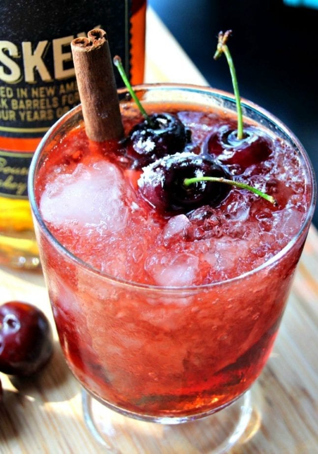 cherry bomb bourbon whiskey