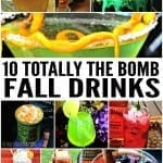 10 Fall Drinks That Are Totally The Bomb