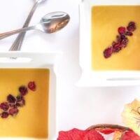 Super Delicious Butternut Squash Soup
