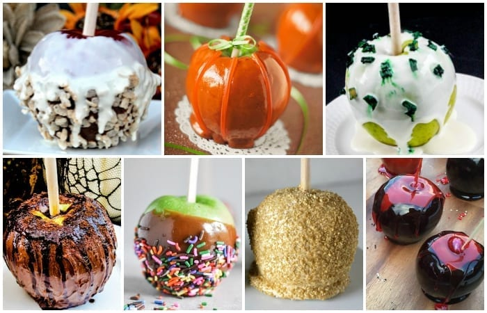 Epic Halloween Candied Apples