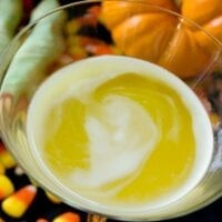 Candy Corn Apple Pucker Margarita