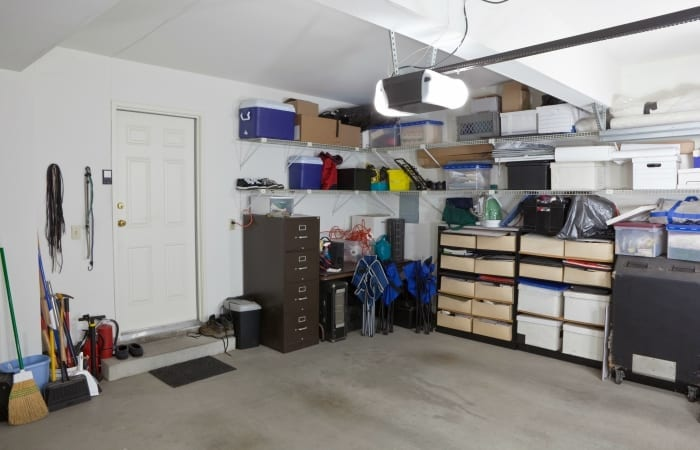 Tips To Help You Organize The Garage