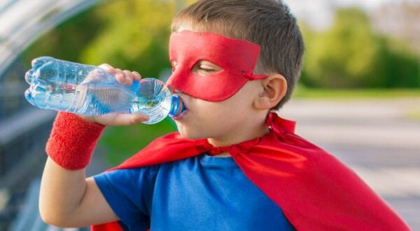 How To Get Kids To Drink More Water! Totally Brilliant, why didn't I think of this?