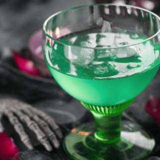Green Pucker Wine