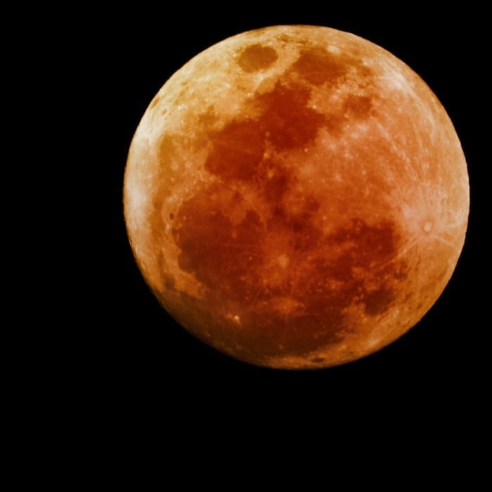 super beautiful blood moon