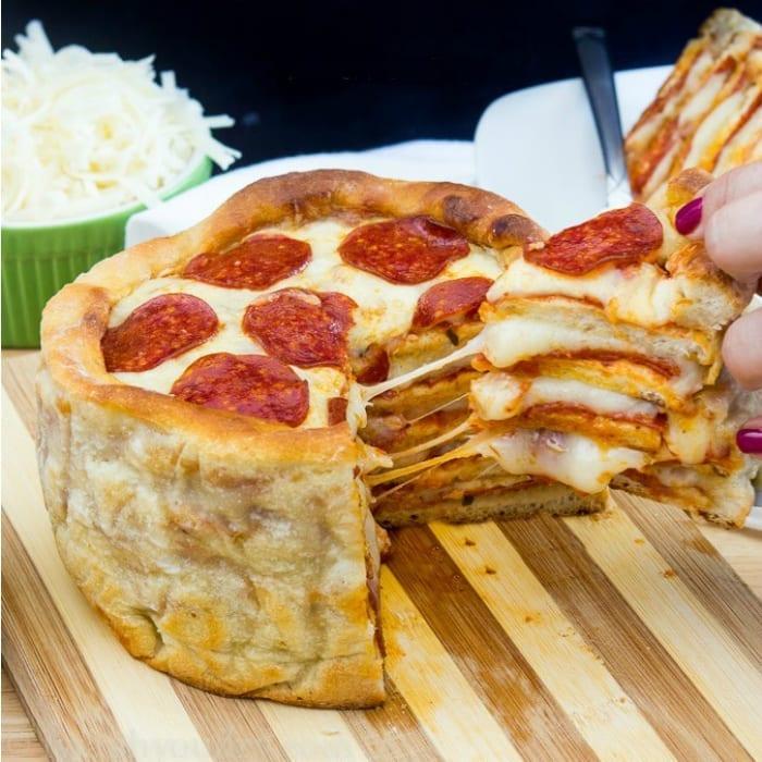 Pizza Cake