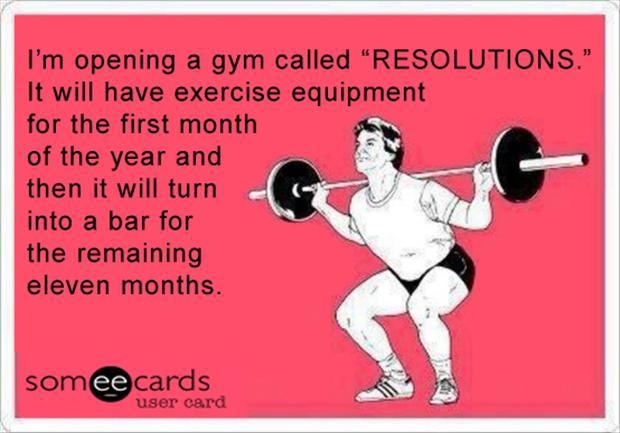 gym resolution