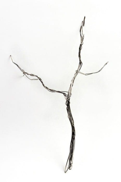 halloween wire tree inprocess1
