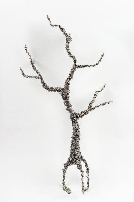 halloween wire tree inprocess2