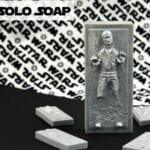 Homemade Han Solo Soap