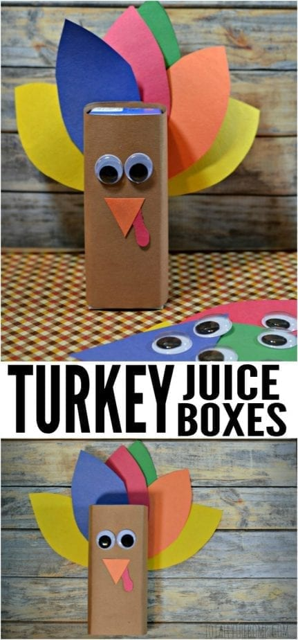 turkey juice boxes