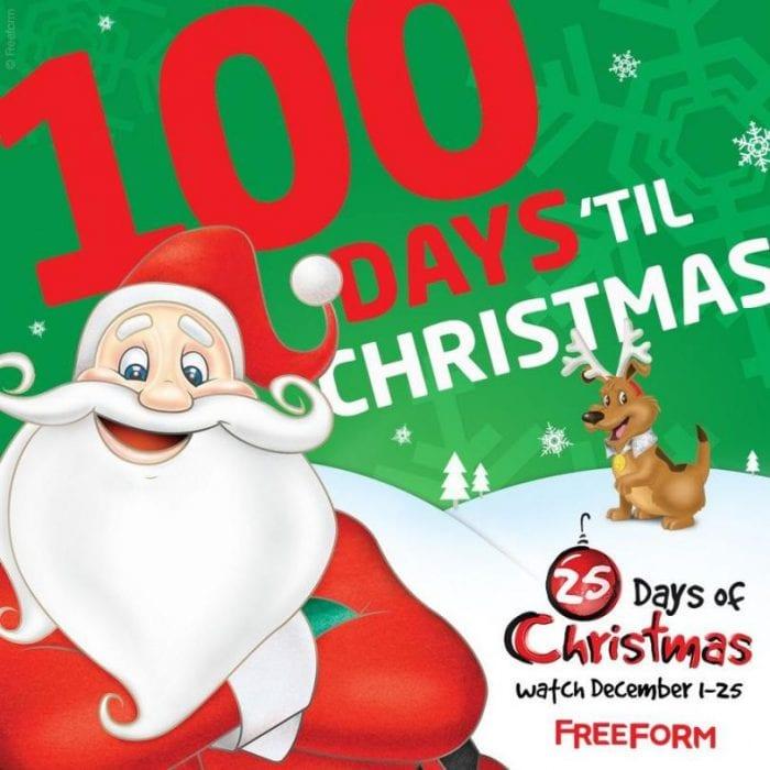 freeforms 25 days of christmas marathon schedule