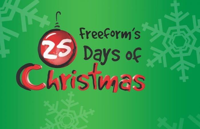 Freeform's 25 Days Of Christmas Marathon Schedule