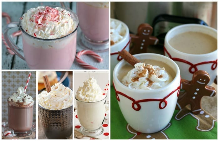 Christmas drink recipes