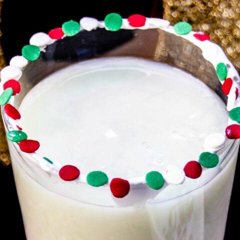 Sour Apple Christmas Chata