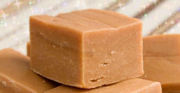 Madam Rosmerta's Butterbeer Fudge