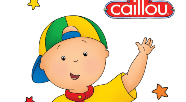 caillou featured