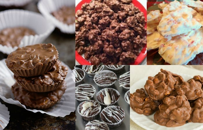 chocolate slow cooker candies