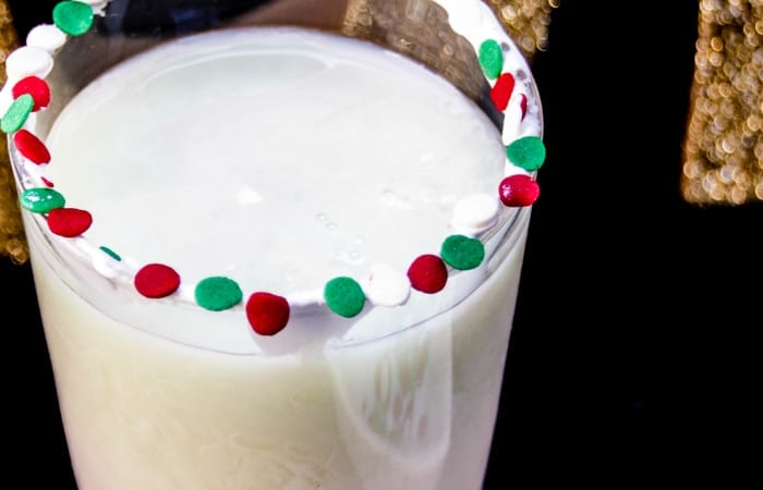 Sour Apple Christmas Chata