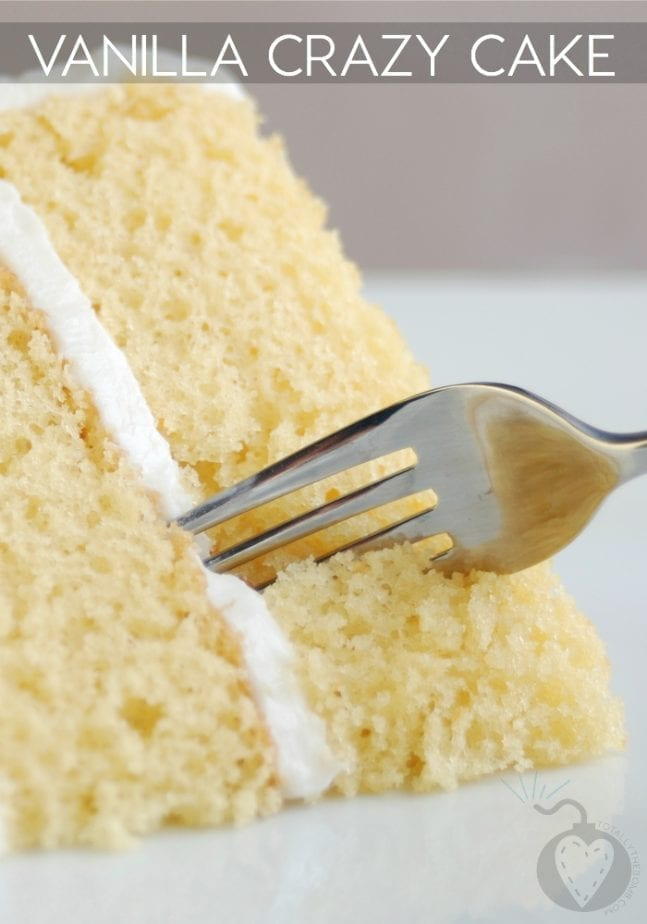 Hot Water Sponge Cake Recipe