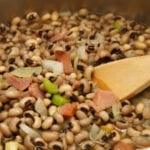 Did You Ever Wonder Why We Eat Black-Eyed Peas On New Year's Day?
