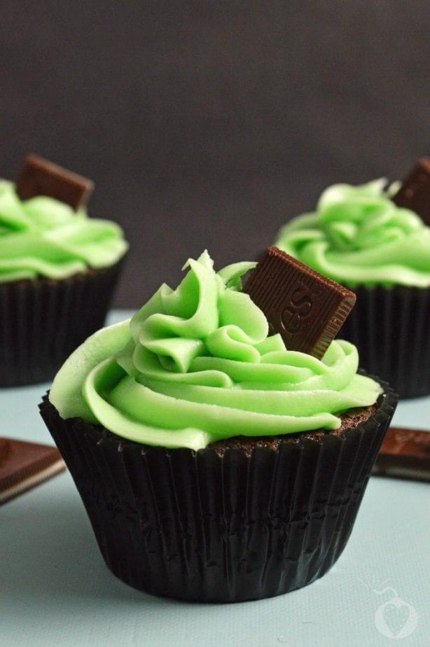 chocolate mint cupcakes1